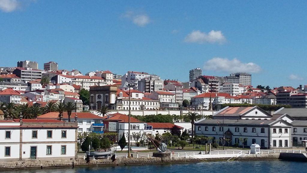 Panorámica Ferrol