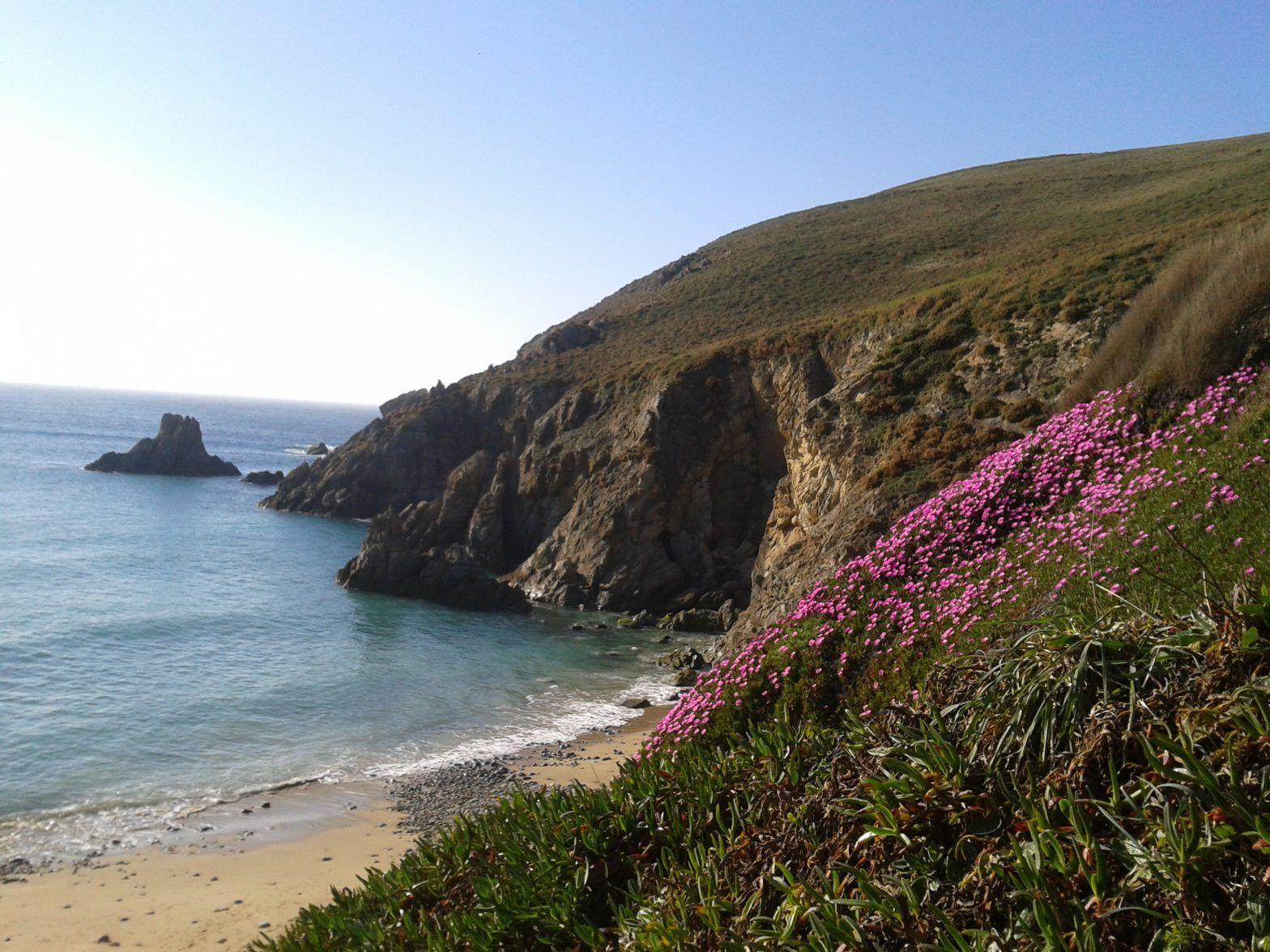 playa campelo Ferrol Guias