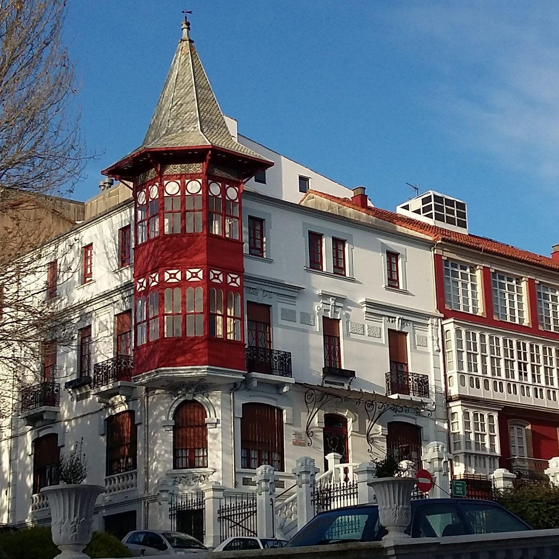 Ruta modernista por Ferrol