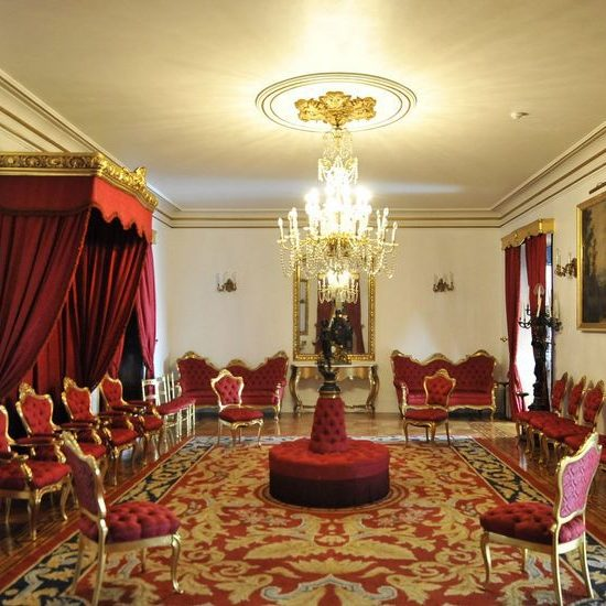 Palacio Capitania Ferrol